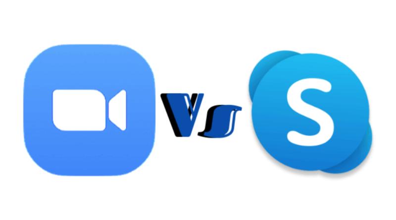 Zoom vs Skype Tools für das Onlinetraining